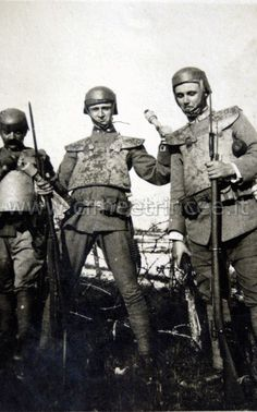Italian Arditi special forces of WWI.