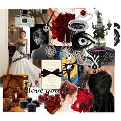 nightmare before christmas decorations | fashion look from July 2010 featuring Roberto Cavalli sandals ...