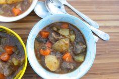 Paleo Instant Pot Beef Stew