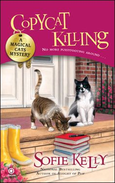 Sofie Kelly - Author of The Magical Cats Mysteries