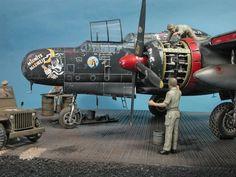 Northrop P-61A Black Widow from Great Wall Hobby 1/48 scale - Modeler Site - modelersite.com
