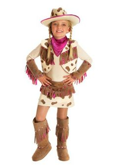 Cowgirl Cutie Costume for Kid - Gowgirl Costumes  sc 1 st  Pinterest & Toddler Cool Cowgirl Costume http://babycoupon.biz/halloween/ Cool ...