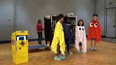 Global Finals 2019 Fine Arts Challenge, EL – 11th Place: Team AbsoLOOTle...