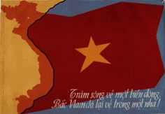 """Vietnam 1975: """"All Our Rivers Flow Into the Eastern Sea. The North and South United Under One Roof!"""""""
