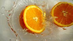 Video Footage, Stock Footage, Orange, Fruit, Fall, Water, Autumn, Gripe Water, Fall Season