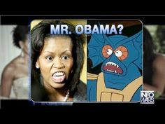 ALEX JONES ASKS: IS MICHELLE OBAMA A MAN? Truth is usually stranger than fiction..