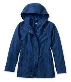 #LLBean: H2OFF Rain Jacket, Mesh-Lined