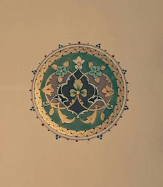 Musa Akkaya, Tezhib Islamic Motifs, Islamic Art Pattern, Persian Motifs, Pattern Art, Flower Graphic Design, Ancient Egypt Art, Arabesque Pattern, Islamic Paintings, Chinese Patterns