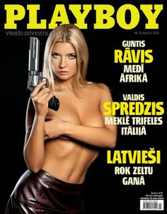 Playboy Latvia - April 2013 Latvian   122 pages   HQ PDF   60.00 Mb