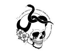 When I Disappear. Black Ink Tattoos, Skull Tattoos, Sleeve Tattoos, Witch Tattoo, Demon Tattoo, Samurai Tattoo, Tattoo Sketches, Tattoo Drawings, Imagenes Dark