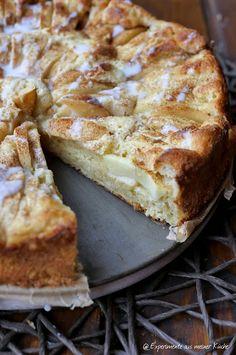 Experimente aus meiner Küche: Apfel-Zimt-Kuchen