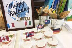 テンプレート無料配布旅行テーマのパーティーに国旗パーティーピックの作り方by ARCH DAYS編集部