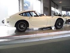 トヨタ博物館Ⅱ - Toyota 2000GT