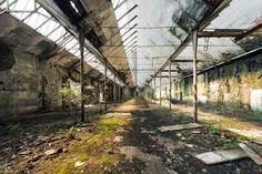 Spirit of Place: Ruin Photography by Aurélien Villette | Inspiration Grid | Design Inspiration