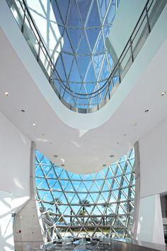 The stunning Salvadore Dali Museum - St. Petersburg, Florida - Architect: HOK