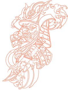 Leg Tattoo Men, Leg Tattoos, Tattos, Tattoos For Guys, Tattoo Ideas, Tattoo Designs, Japanese Tattoo Art, Big Design, Outlines