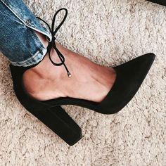 Steve Madden Women's Bryony Dress Pump Black High Heels