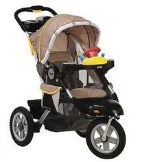 96,000 Jeep Liberty Strollers Recalled