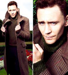 Tom Hiddleston XD