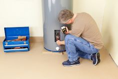 Water heater repairs and installations can be complicated.