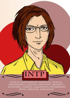 A part of my experiment with MBTI and Attack on Titan. Hange was actually one of the easiest to identify- clearly an INTP (Introvert, Intuitive, Thinkin. Intp Personality, Intj, Attack On Titan, Deviantart, Movie Posters, Film Poster, Billboard, Film Posters