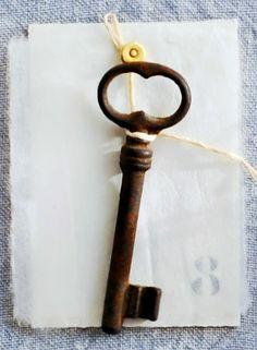 sleutel vondst laura