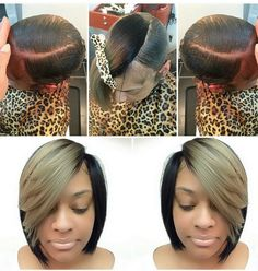 Nice invisible part quick weave via hairbylatise read the article slayyyy weave that looks natural herhairunbeweaveable pmusecretfo Choice Image