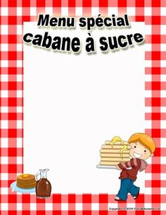 cabane a sucre coloriage - Recherche Google Teaching Activities, Winter Activities, Activities For Kids, Quebec Winter, Core French, Teaching French, Class Projects, Etiquette, Kids And Parenting