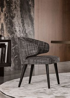 Smink Incorporated | Products | Chairs and Stools | Minotti | Aston Dining Chair