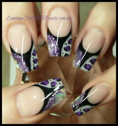 Luminous+Nails+and+beauty,+gold+coast+queensland.+acrylic+nails,+gel+nails,+sculptured+acrylic+nails+with+rainbow+black+&+purple,+metallic+violet,+tickle+me+purple,+lavender+&+star+sand+glitter+&+moody+confetti+.jpg 1,479×1,586 pixels