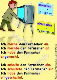 Duits - Deutsch - Kasus - naamval - Präposition- verkaufen ...