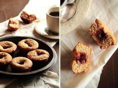 Rhubarb Ginger Muffins by pastryaffair, via Flickr