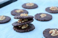 Brownie Cookies, Brownies, Healthy Snacks, Food And Drink, Low Carb, Gluten, Favorite Recipes, Sugar, Desserts