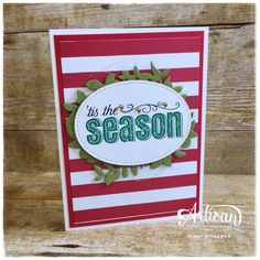 Hi stampers! It's time for a trip around the world with the SU Artisan Design Team and we have something super exciting for you today! It'...