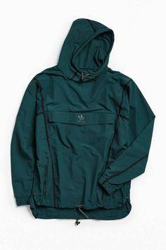 Urban Look, Outdoor Fashion, Anorak Jacket, Jackett, Hoodies, Sweatshirts, Aesthetic Clothes, Reebok, Street Wear