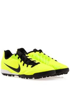 6804a6e35ccc5d Jr T90 Exacto IV TF Trainers. Your little ones are sure to love running  around in these Nike Junior Exacto football shoes for boys.