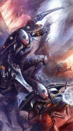 Spider Assault by MajesticChicken.deviantart.com on @deviantART