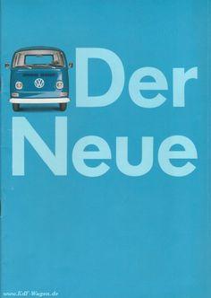 VW - 1968 - Der Neue - 151.513.00  8/68 - [1935]-1
