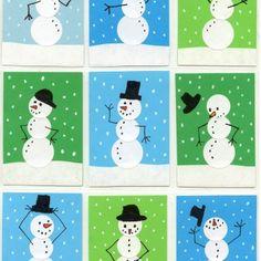 Hoe krijg je de sneeuwman tot leven?