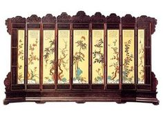 chinese room dividers screens