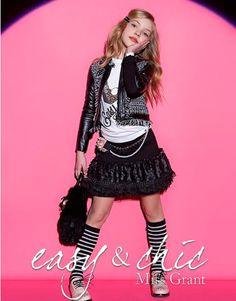 Look Miss Grant - Abbigliamento elegante bambina 7-14