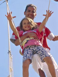 Best Beach Resorts for Families: The Runners-Up: Club Med Sandpiper, Port St. Lucie, Florida (via Parents.com)