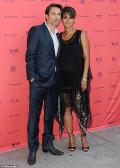 Still married:They filed divorce papers in October, but despite citing irreconcilable differences as a motive for their abrupt separation, Halle Berry and estranged husband Olivier Martinez are reportedly in no hurry to finalise proceedings