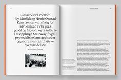 Lyd og ulydighet – Ny Musikk siden 1938 on Behance