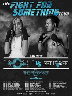 SayWeCanFly joins Tonight Alive, Set It Off co-headlining tour - News - Alternative Press