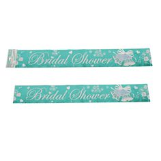 12 X 5W Pe Foil Bridal Shower Banner/Case of 36 Tags:  Banners; Wedding; wedding party ideas;wedding party decorations;wedding party Banners;;; https://www.ktsupply.com/products/32795331344/12-X-5W-Pe-Foil-Bridal-Shower-BannerCase-of-36.html