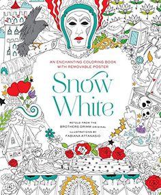 Snow White Coloring Book by Fabiana Attanasio https://www.amazon.com/dp/1454920920/ref=cm_sw_r_pi_dp_x_Ch57xb7FJFG82