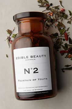Edible Beauty Tea