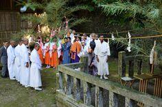 南房総市加茂 賀茂神社の八朔祭