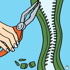Whether your pants, bag, or coat zipper is stuck or broken off, learn how to fix any zipper problems with these DIY step-by-step methods. Fix Broken Zipper, Fix A Zipper, Fix Teeth, Diy Step By Step, Rugged Men, Metal Barn, First Tooth, Sewing Hacks, Sewing Tips